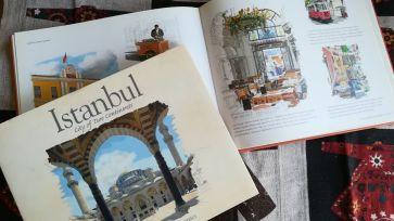 Istanbul aquarelles